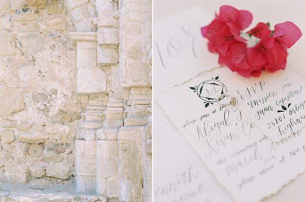 Wedding Invitations | Old World Spanish Style Wedding Inspiration By Savan Photography