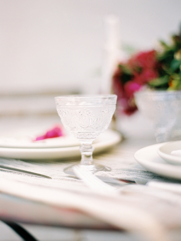 Glassware | Old World Spanish Style Wedding Inspiration By Savan Photography