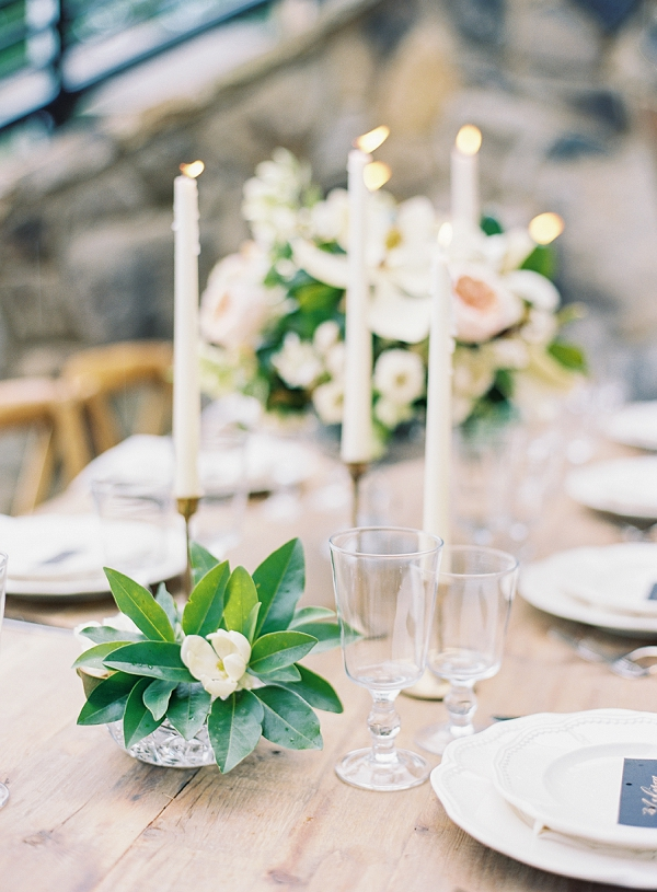 Spring Inspired Tablescape | Classic Wedding Inspiration By Rachel May Photography