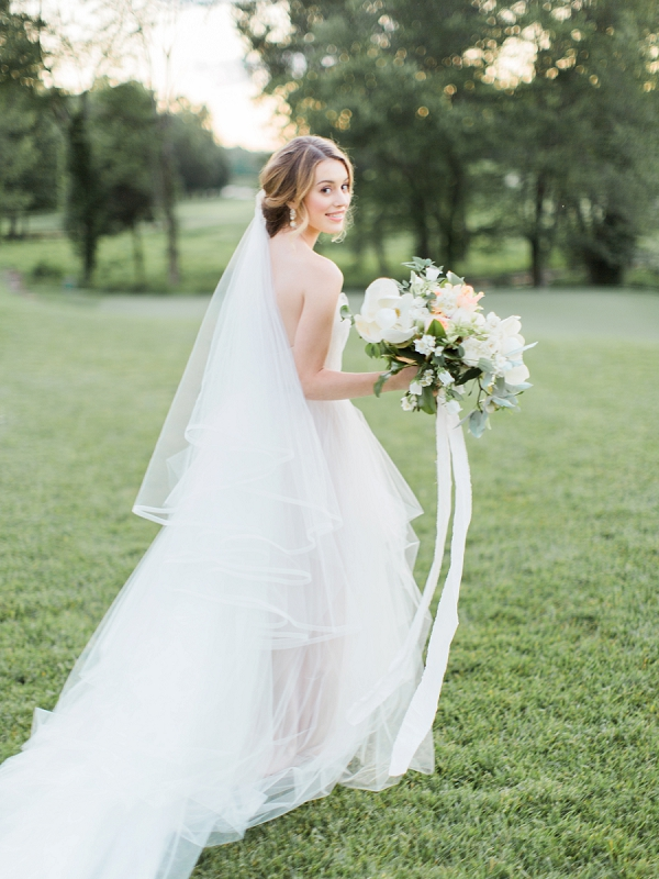 Southern Bride | Classic Wedding Inspiration By Rachel May Photography