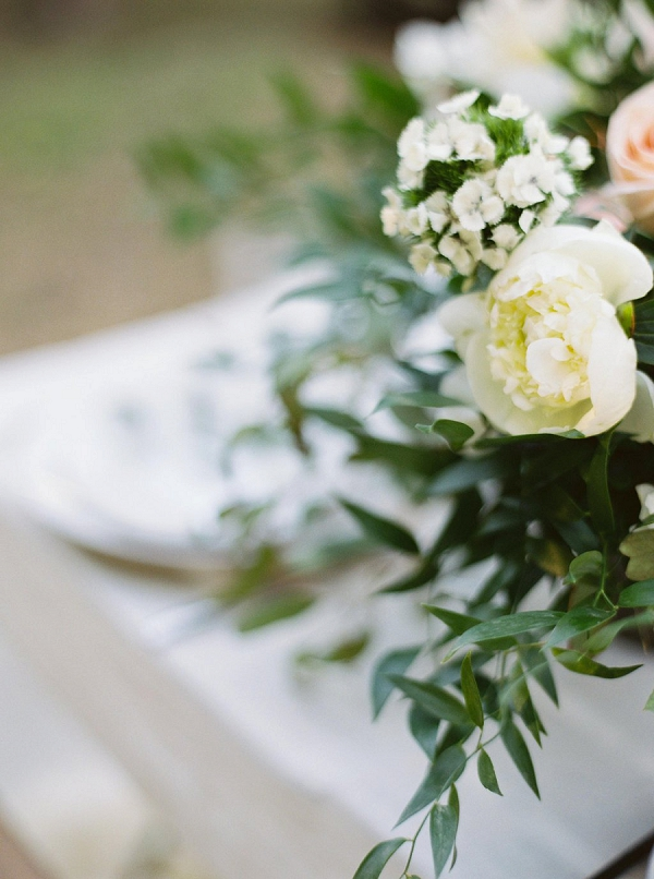 Garden Flowers | Blush Garden Wedding Inspiration by Matoli Keely Photography