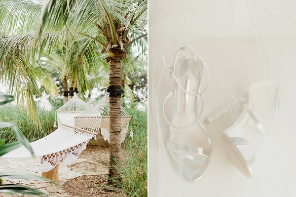 Classic Bridal Shoes | Refined Rustic Destination Wedding in Nicaragua by Merari Photography