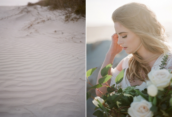 Seaside Bride | Windswept By the Sea Editorial By Koby Brown Photography