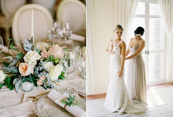 A Classic Garden-Inspired Wedding In Colombia by Vicki Grafton Photography