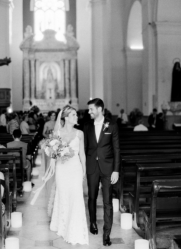 Colombia Church Wedding   A Classic Garden-Inspired Wedding In Colombia by Vicki Grafton Photography