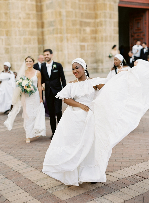 Cultural Colombia Wedding with Classic Charm   A Classic Garden-Inspired Wedding In Colombia by Vicki Grafton Photography