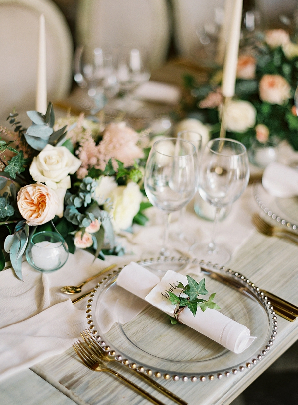 Garden-Inspired Tablescape with Classic Charm   A Classic Garden-Inspired Wedding In Colombia by Vicki Grafton Photography