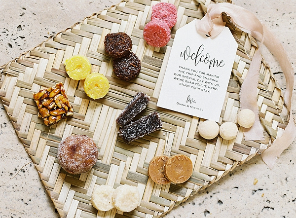 Wedding Welcome Gifts   A Classic Garden-Inspired Wedding In Colombia by Vicki Grafton Photography
