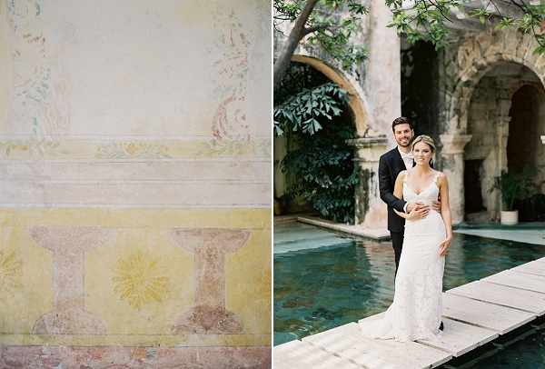 Glamorous Bride and Groom in Colombia   A Classic Garden-Inspired Wedding In Colombia by Vicki Grafton Photography