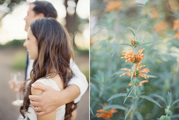 Sweet Bride and Groom Photo Laughing At Reception | Elegant Kenwood Vineyard Wedding By Yourdreamphoto