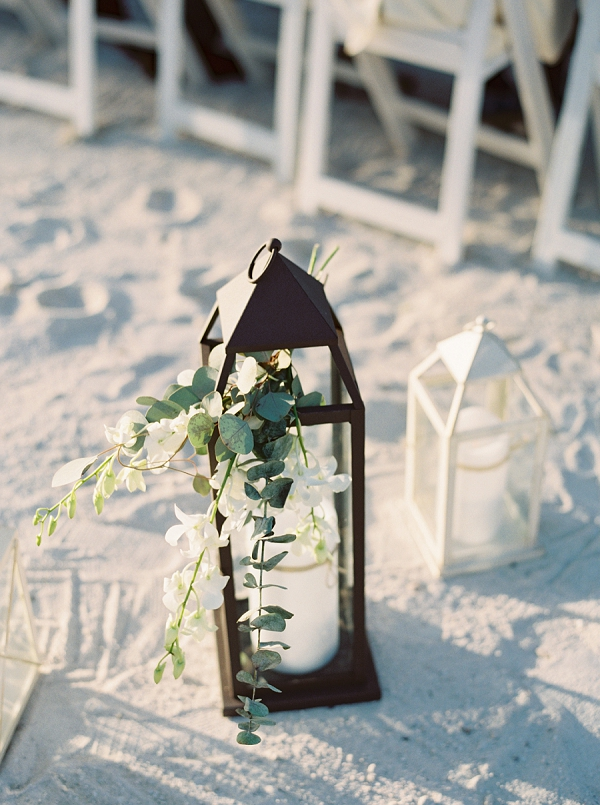 Wedding Ceremony Decor | Islamorada Island Wedding in Florida by Shannon Moffit Photography
