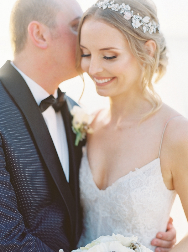 Bride and Groom Portraits | Islamorada Island Wedding in Florida by Shannon Moffit Photography