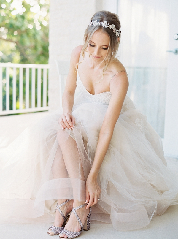 Glamorous Bride | Islamorada Island Wedding in Florida by Shannon Moffit Photography