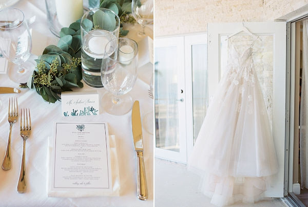 Stunning Wedding Dress | Islamorada Island Wedding in Florida by Shannon Moffit Photography