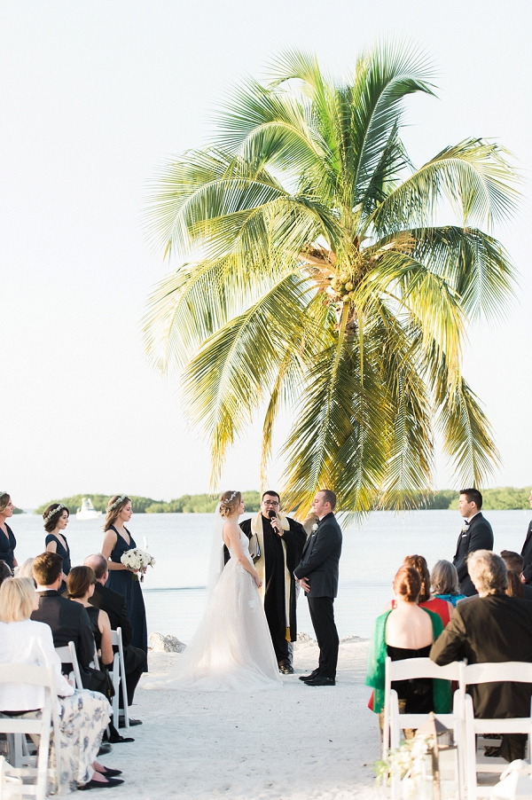 Wedding Ceremony | Islamorada Island Wedding in Florida by Shannon Moffit Photography