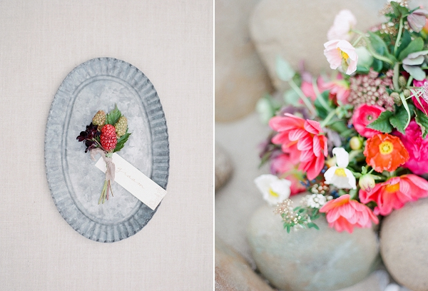 Wedding Florals | Serene Seaside Bride and Groom Portraits By Meg Fish Photography