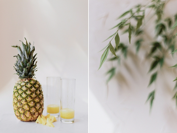 Tropical Wedding Cocktails: Rum Punch | Kelly Sauer Photography | Type A Society for Bajan Wed