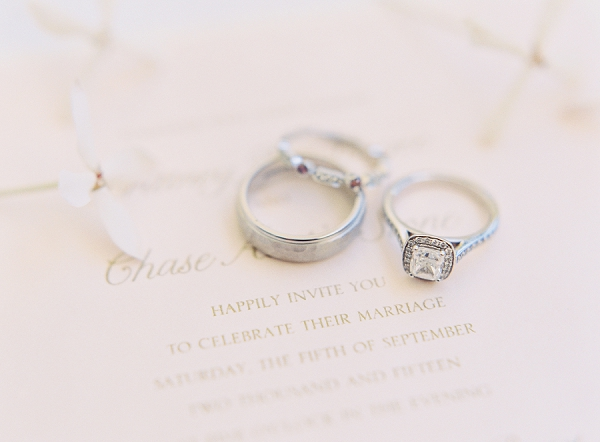 Wedding Rings | Riviera Maya Mexico Beach Wedding By Kayla Barker Fine Art Photography