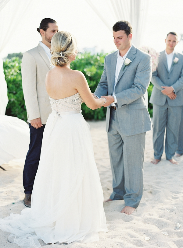 Beach Wedding in Mexico | Riviera Maya Mexico Beach Wedding By Kayla Barker Fine Art Photography