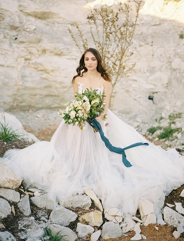 Lush Bouquet | Rustic and Organic Wedding Inspiration from Keestone Events and Ben Q Photography