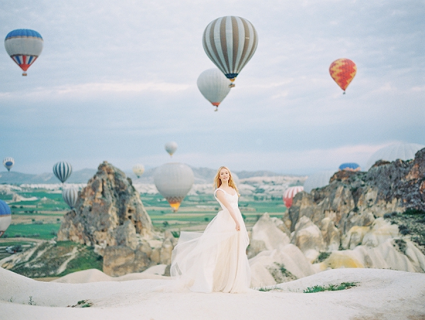 Andrianna | Truvelle 2018 Bridal Collection Lookbook by Blush Wedding Photography