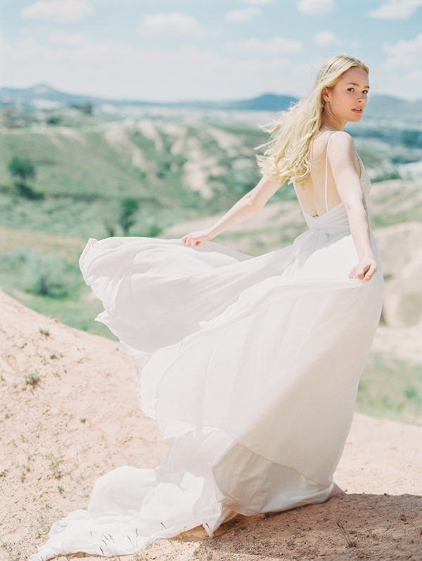 Kim | Truvelle 2018 Bridal Collection Lookbook by Blush Wedding Photography
