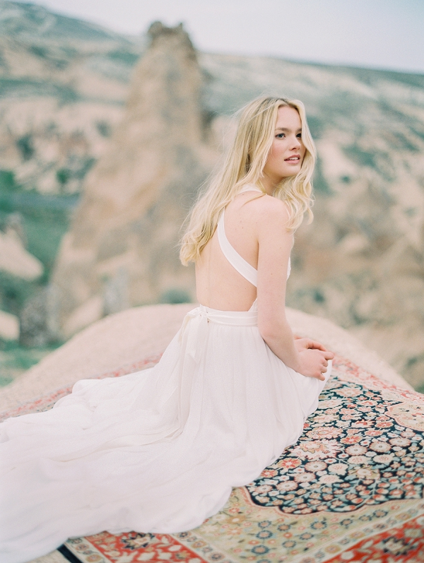 Rebecca | Truvelle 2018 Bridal Collection Lookbook by Blush Wedding Photography