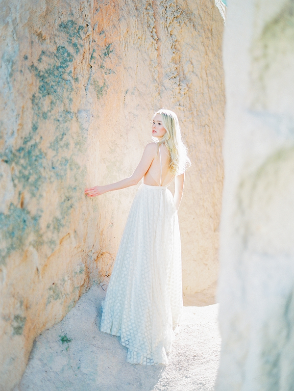 Samantha | Truvelle 2018 Bridal Collection Lookbook by Blush Wedding Photography