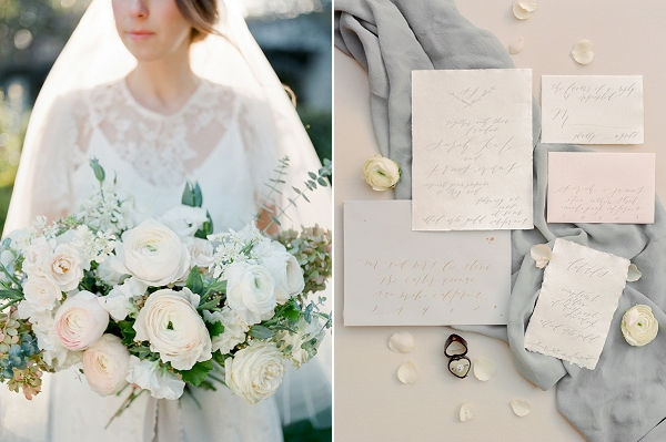 Bouquet | Secret Garden Wedding Insiration by Kate Anfinson Photography and Natalie Choi Events