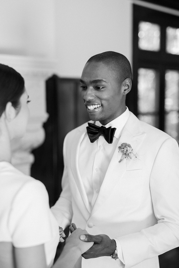 Wedding Ceremony | Modern Elopement Inspiration by Booth Photographics