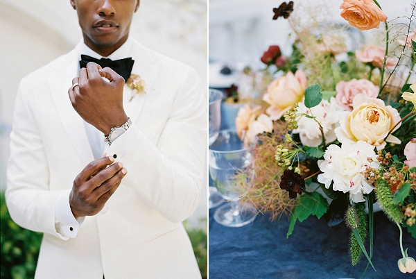 Classic Tux | Modern Elopement Inspiration by Booth Photographics