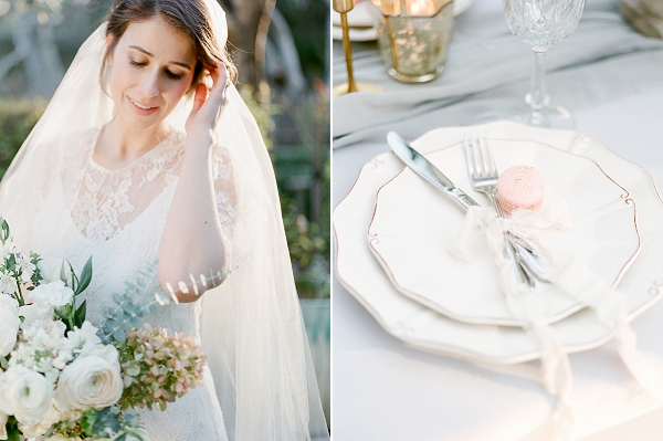 Bride | Secret Garden Wedding Insiration by Kate Anfinson Photography and Natalie Choi Events