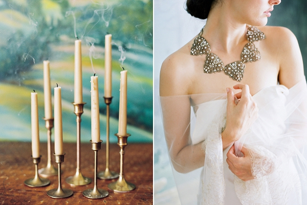 Candles | Villa Romance By Shannon Moffit Photography