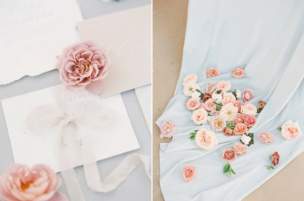 Wedding Flowers | Elegant Wedding Inspiration in an Old World Setting by Honey Gem Creative Photography