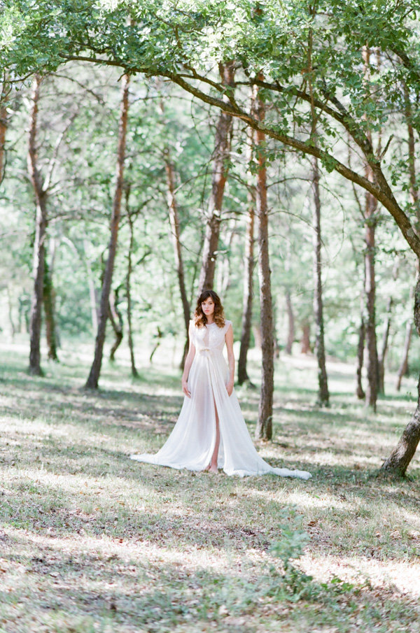 Into The Woods Fine Art Boudoir Inspiration from Tamara Gruner Photography