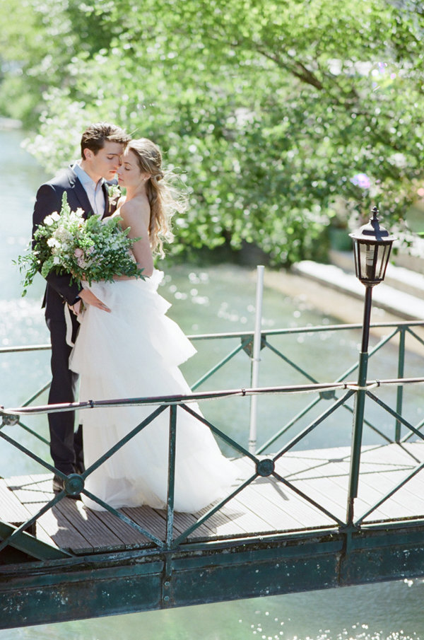 Bride and Groom Portraits | Romantic Day After Wedding Inspiration In Provence by Tamara Gruner Photography