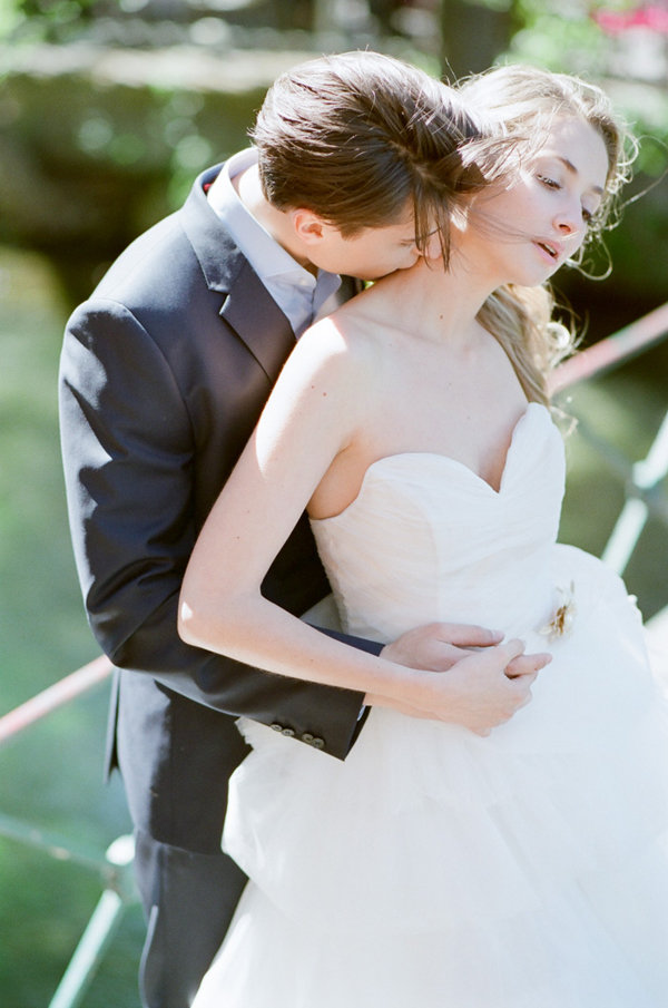 Bride and Groom After Wedding Session | Romantic Day After Wedding Inspiration In Provence by Tamara Gruner Photography
