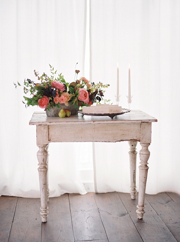 Floral Centerpiece | Triunfo Creek Editorial by Christine Doneé Photography