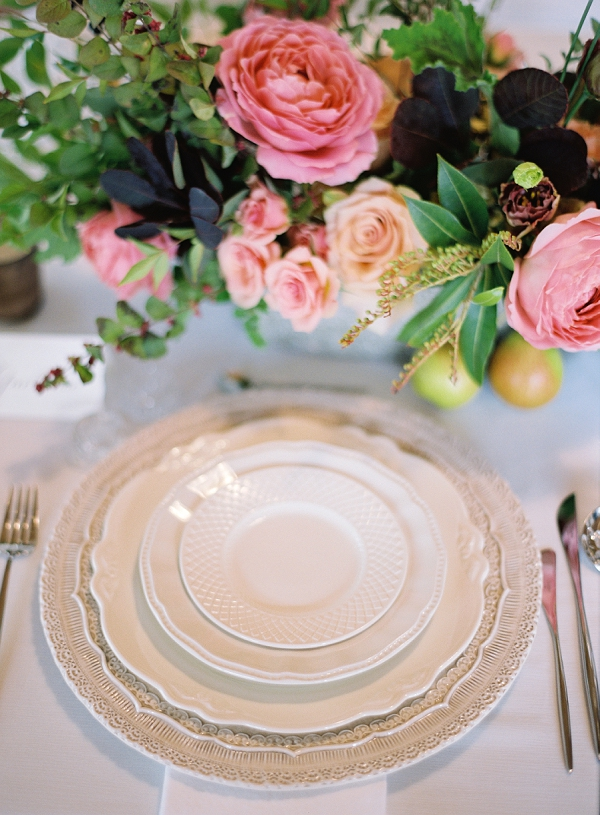 Place Setting | Triunfo Creek Editorial by Christine Doneé Photography