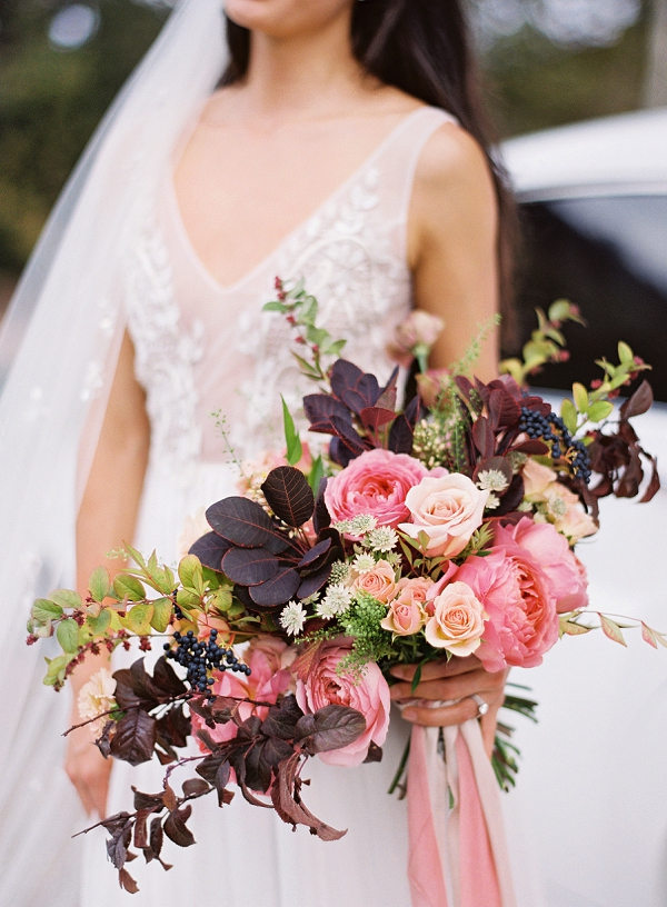 Lush Bouquet | Triunfo Creek Editorial by Christine Doneé Photography