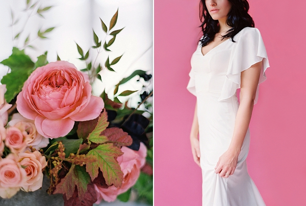 Delicate Gown | Triunfo Creek Editorial by Christine Doneé Photography