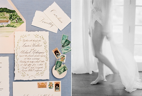 Calligraphy | Triunfo Creek Editorial by Christine Doneé Photography