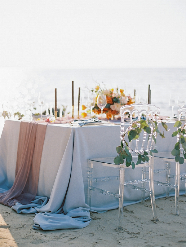 Elegant Tropical Beach Wedding | Tropical Elopement Inspiration by Steve Torres Photography