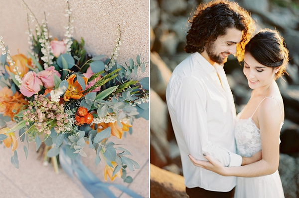 Tropical Bouquet | Tropical Elopement Inspiration by Steve Torres Photography