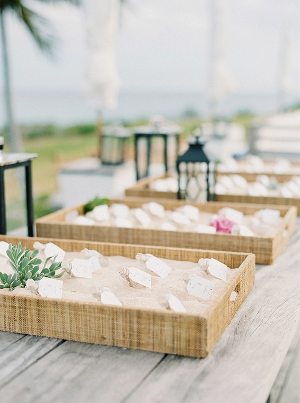 Tropical Favors | Glamorous Wedding Weekend in the Bahamas by Hunter Ryan Photography