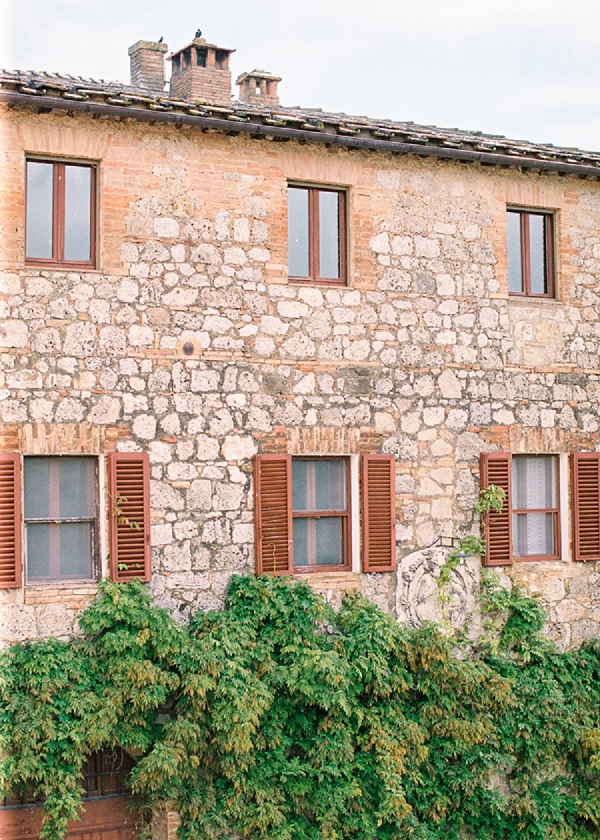 Italian Villa | Intimate and Romantic Tuscany Destination Wedding by Kir & Ira Photography