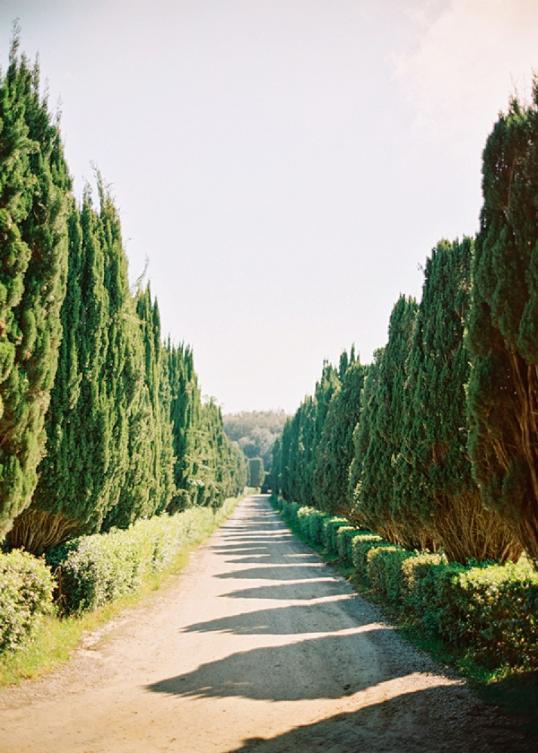 Italy Countryside Setting | Intimate and Romantic Tuscany Destination Wedding by Kir & Ira Photography