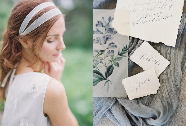 Calligraphy   Romantic Floral Wedding Inspiration By Sara Weir Photography