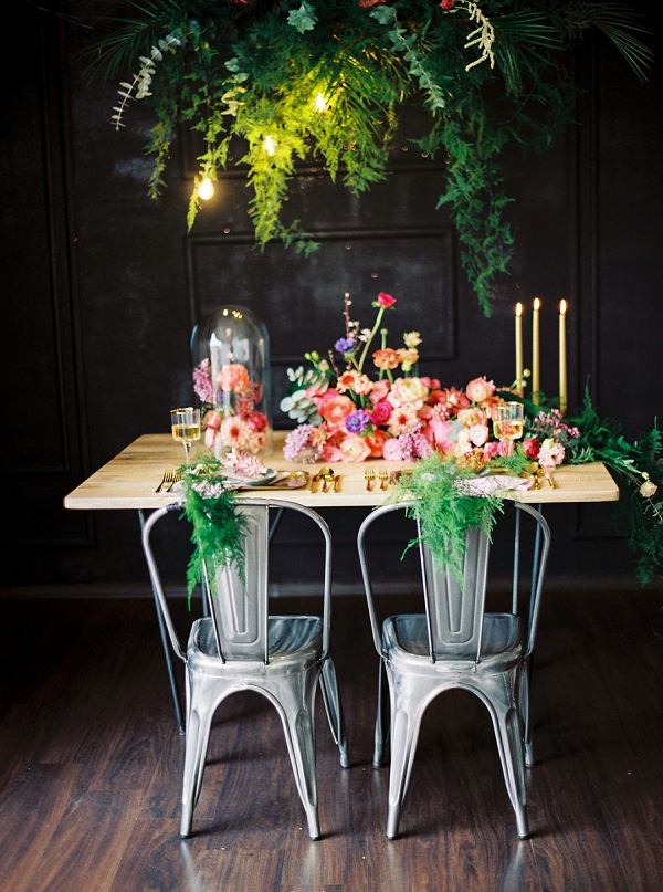 Bringing The Outdoors In: Bohemian Flair Wedding Ideas By Elena Matiash Photography
