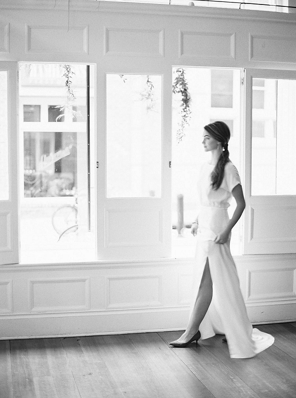 Black and White Photography | Minimalist Modern Wedding Ideas From Gianny Campos